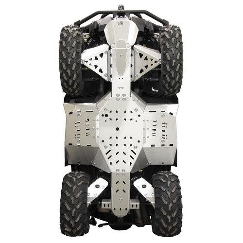 Iron Baltic Skide Plate for  CanAm G2 Outlander XMR  650 / 850 / 1000 ( 2019 +)