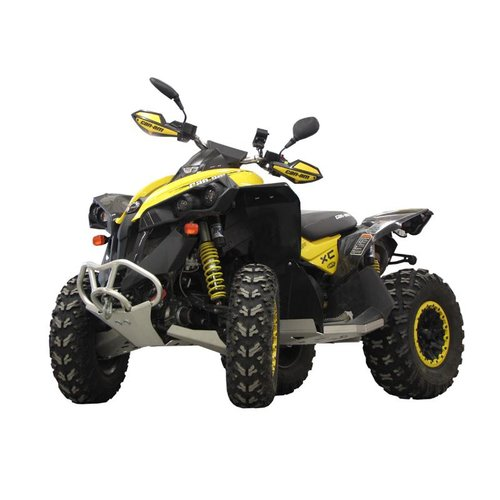 Iron Baltic Skide Plate for  CanAm G2 Renegade (2019+)