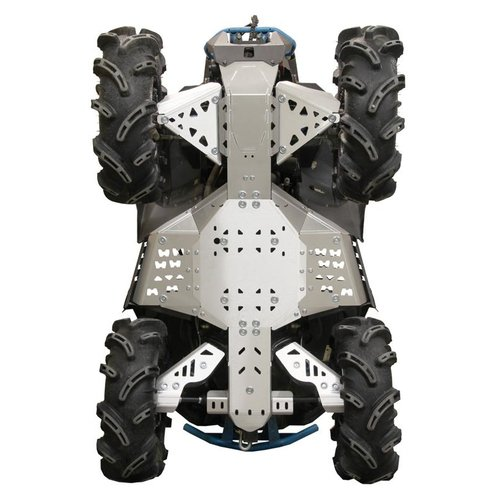 Iron Baltic Skide Plate for  CanAm Renegade X MR (2019+)
