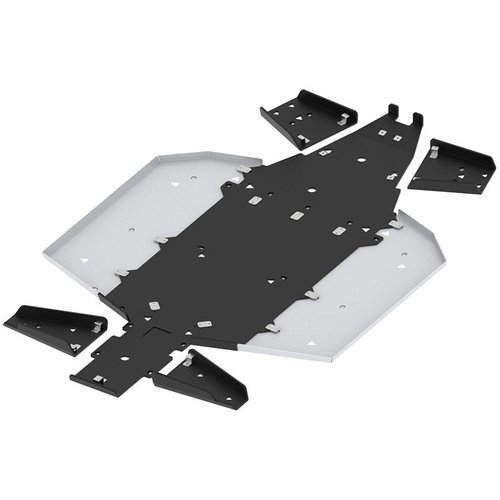 Iron Baltic Skide Plate for  Polaris RZR 800 S