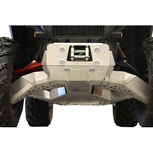 Iron Baltic Skide Plate for  Polaris Sportsman Touring XP 1000 (2018+)