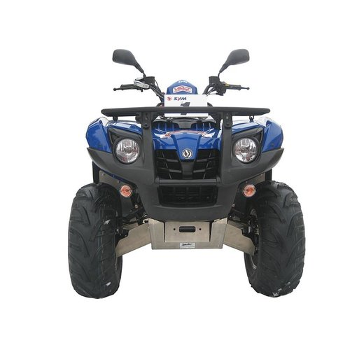 Iron Baltic Skide Plate for  Yamaha Grizzly 700