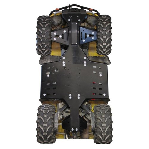 Iron Baltic Skide Plate for  CanAm G1 Outlander MAX