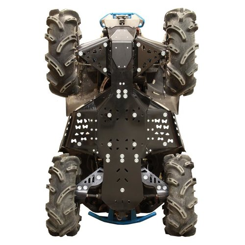 Iron Baltic Skide Plate for  CanAm Renegade X MR (-2016)