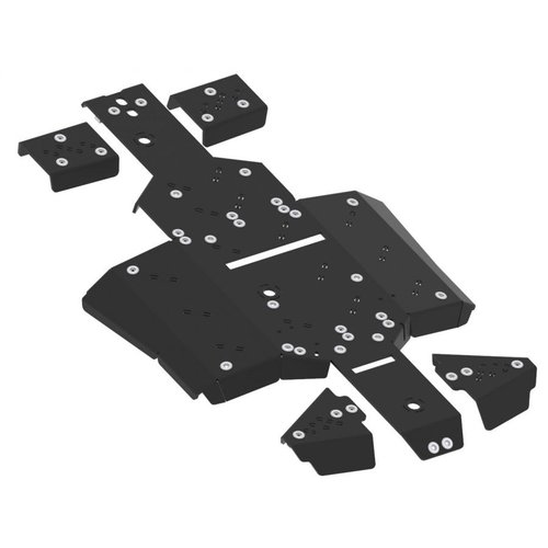 Iron Baltic Skide Plate for  Linhai M550L EPS