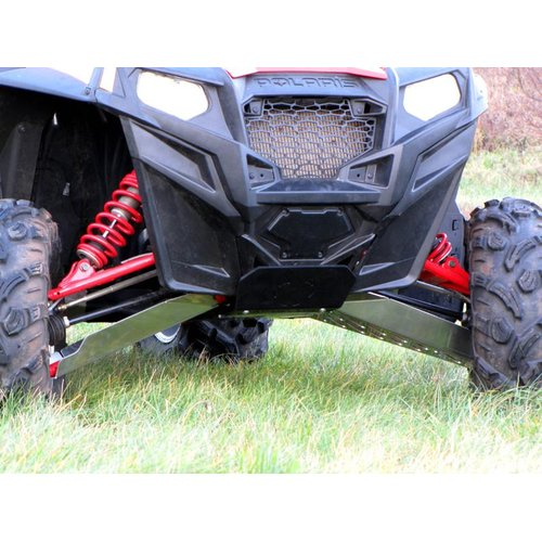 Iron Baltic Skide Plate for  Polaris RZR 900 XP (-2014)