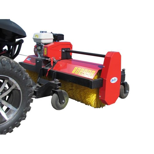 48.0000 > Rotary broom 6,5hp ( Briggs & Stratton )