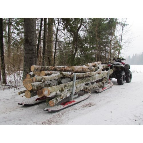 42.0000 > Timber sled