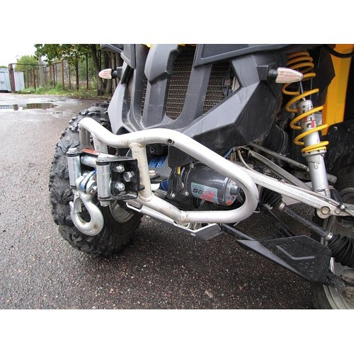 Front winch mounting kit CanAm G2 Renegade