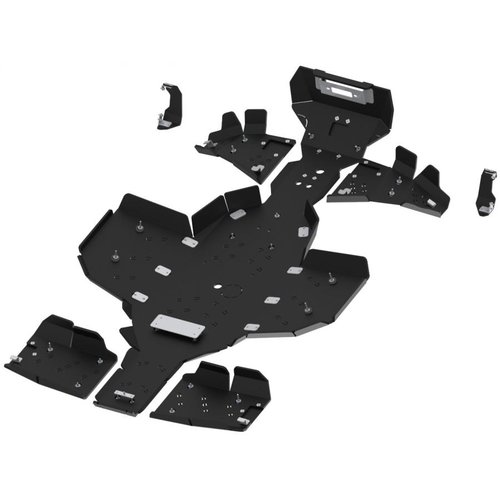 Skid plate full set (plastic) Polaris Sportsman XP 1000 S